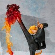 One Piece Sanji Diable Jump Flambage Shot